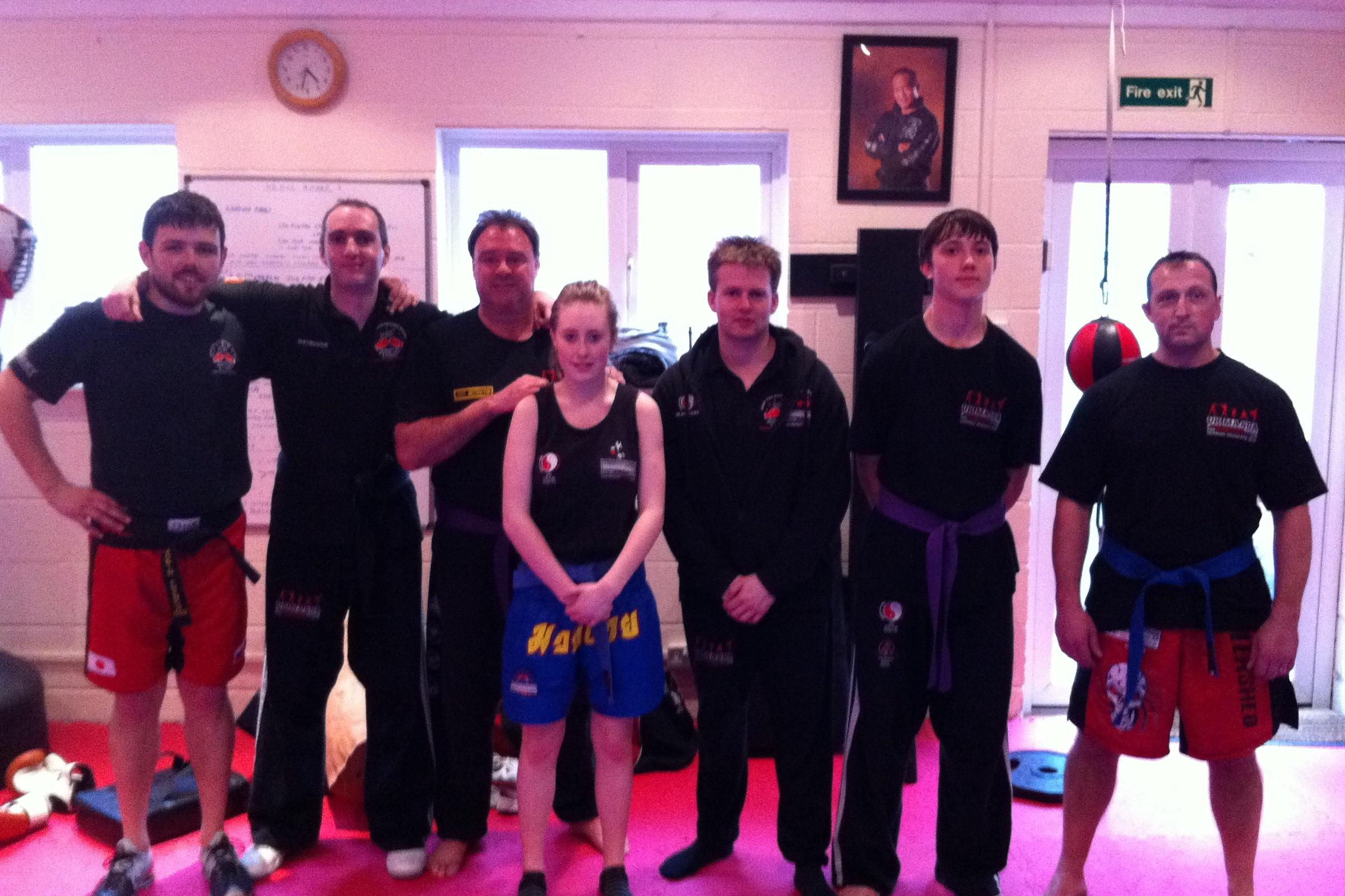 Jun Fan Gung Fu Kali Seminar March 2011 | Laurence Sandum's Black Belt Martial Arts Academy