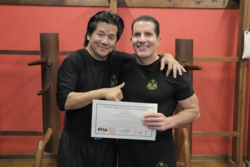Sifu Jim Brault Wing Chun Seminar