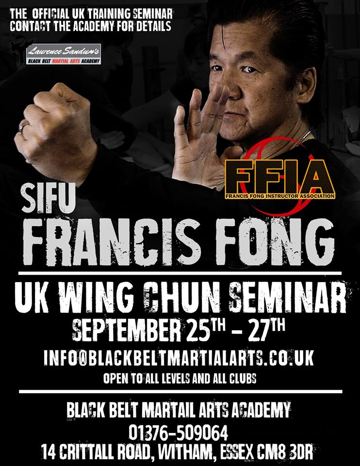 Francis Fong 2015 poster