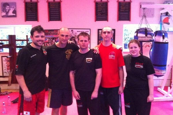 Daniel Lonero Workshop | Laurence Sandum's Black Belt Martial Arts Academy