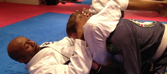 Brazilian Jiu Jitsu (BJJ) Classes in Chelmsford | Laurence Sandum's Black Belt Martial Arts Academy