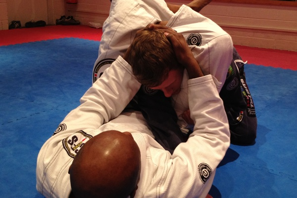 Brazilian Jiu Jitsu Seminar January2012 | Laurence Sandum's Black Belt Martial Arts Academy