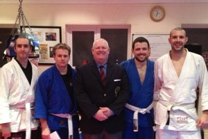 Japanese Jiu Jitsu Seminar - January 2012 | Laurence Sandum's Black Belt Martial Arts Academy