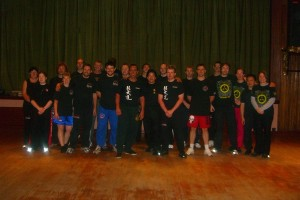 Sifu Francis Fong December 2011 Sat PM | Laurence Sandum's Black Belt Martial Arts Academy
