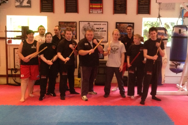 Lapunti Arnis de Abanico Seminar - May2012 | Laurence Sandum's Black Belt Martial Arts Academy