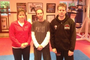 Yoga and Shiatsu Seminar - May 2012 | Laurence Sandum's Black Belt Martial Arts Academy