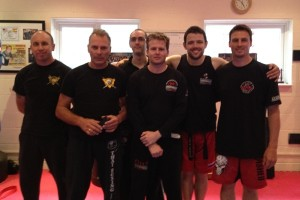 Jun Fan Gung Fu Grading - September 2012 | Laurence Sandum's Black Belt Martial Arts Academy