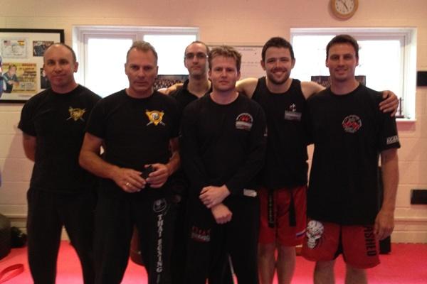 Jun Fan Gung Fu Grading - September 2012 | Laurence Sandum's Black Belt Martial Arts Academy