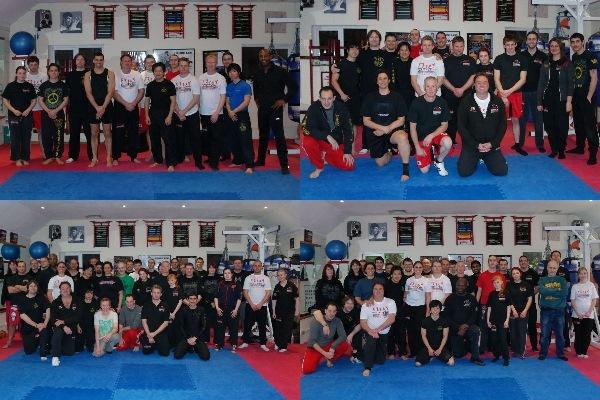 Francis Fong Seminar - February 2013 | Laurence Sandum's Black Belt Martial Arts Academy