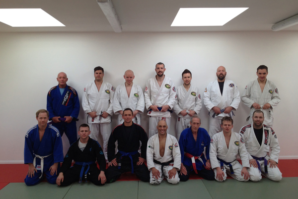 Mike Diaz Gracie Jiu Jitsu Seminar – May 2013 | Laurence Sandum's Black Belt Martial Arts Academy