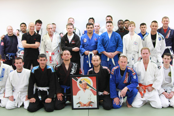 Chelmsford's First Ever Brazilian Jiu Jitsu Tournament – June 2013