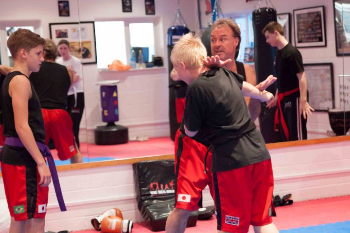 Children's Martial Arts Chelmsford