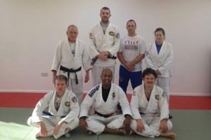 Mark Phillips BJJ Seminar - November 2013 | Laurence Sandum's Black Belt Martial Arts Academy