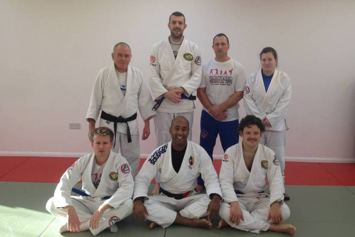 Mark Phillips BJJ Seminar - November 2013 | Laurence Sandum's Black Belt Martial Arts Academy