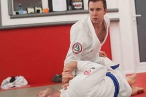 Martyn Rackham | Laurence Sandum's Black Belt Martial Arts Academy