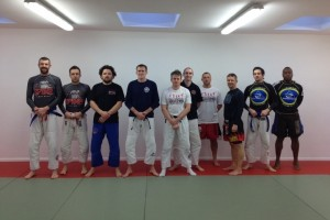 Jon Hegan BJJ Seminar - January 2014
