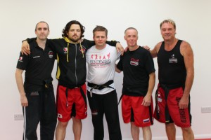Jun Fan Gung Fu JKD Black Belt Grading - July 2014