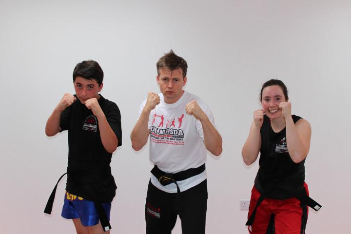 Kickboxing Black Belt Grading - August 2014 | Kickboxing in Chelmsford