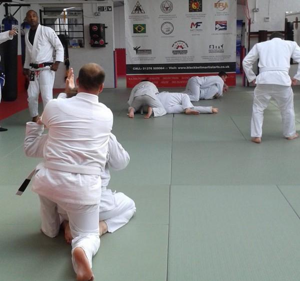 brazilian ju jitsu class